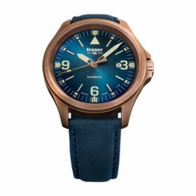Traser P67 Officer Pro Automatic Bronze Blue – 108074