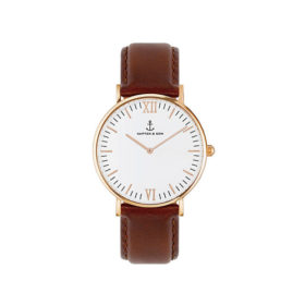Kapten & Son Campina Brown Leather – CA00A0103D11A
