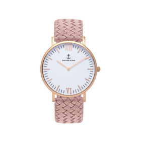 Kapten & Son Campina Rose Woven Leather – CA00A1031D12A