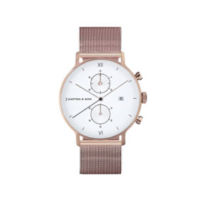 Kapten & Son Chrono Mesh – CD00A0725F22A