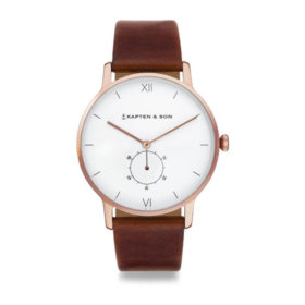 Kapten & Son Heritage Brown Leather – CF00A0103F22A